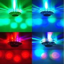 Iluminação Disco Bola Maluca Colorido 48 Leds Festa Balada