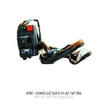 Chave Luz Xlr-es 125 2001 A 2002 14fios Tril