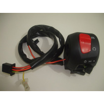 Punho Partida Suzuki Yes 125 Lado Direito Interruptor
