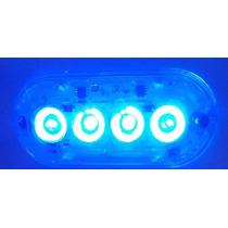 Luz Subaquatica Azul Led Para Barcos E Piscinas 12v