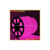 Mangueira Luminosa Led Neon Flex Rosa