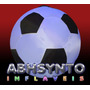 Bola De Futebol - Sputnik Inflável - 80 Cm - Abhsynto