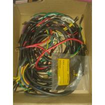 Instalação Chicote Eletrico Trator Valmet 85id