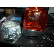 Lanterna Dianteira Paralama Tipo Capacete Caminhão .../86