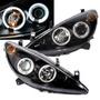 Tuning Imports Par D Farol Projector Angel Milha Peugeot 307