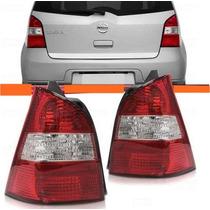 Par Lanterna Nissan Livina 2009 2010 2011 Peça Nova