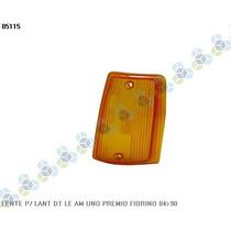 Lente Lanterna Dianteira Esquerda Fiorino 84/90 - Ht