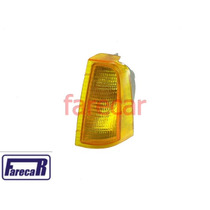 Lanterna Pisca Seta Chevette 83 A 84 Amarelo Claro Esquerdo