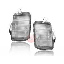 Lanterna Dianteira Pisca Del Rey 81 82 83 84 Cristal (par)