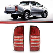 Lanterna Led Traseira Hilux Pick´up 05 06 07 08 09 Esportiva