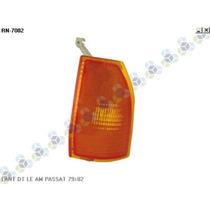 Lanterna Dianteira Amarela Ld/le Passat 79/82