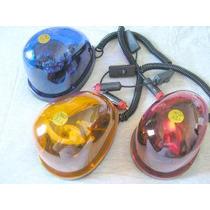 Sinalizador Giroflex Type-r Cores Azul, Vermelho Ou Laranja