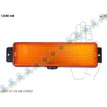 Lanterna Lateral Amarela Cargo