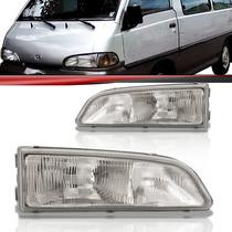 Farol Hyundai H100 2.7 95 96 97 H-100