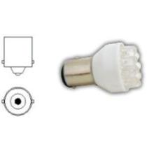 Lampada Led 1 Polo P/ Lanterna De Pisca (o Par) C/ N.fiscal