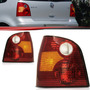 Lanterna Traseira Polo Hatch 2003 2004 2005 2006 Tricolor