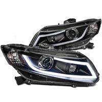 Tuning Imports Par D Farol Barra Leds Honda New Civic 12-15