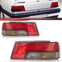 Lanterna Traseira Peugeot 405 94 95 Bicolor