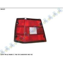 Lanterna Traseira Le/ld Ht Caravan 80/92 Nf E Garantia