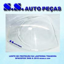Lente Lanterna Traseira Spacefox Lente Proteção Spacefox