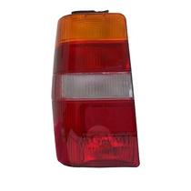Lanterna Traseira Fiorino 86 Até 97 Tricolor Modelo Carto