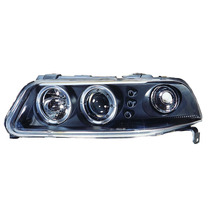 Farol Projector Angel Eyes Gol G3 99/00/01/02/03/04/05 Black