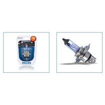 Lampada Blue Vision H4 Philips P/ Fiat Punto