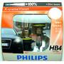 Kit Lampadas Philips X-treme Vision Hb4 100% Mais Iluminação