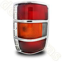 Lanterna Traseira Pajero 92 93 94 95 96 97 Moldura Cromada
