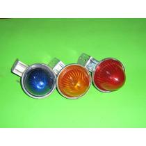 Lanterna Para Adaptação Antigos Redonda E Em Cores Variadas