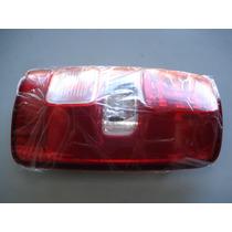 Lanterna Traseira Da S10 12/13 C/led Ré Vermelha Leoriginal