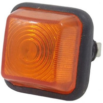 Pisca Lanterna Lateral Fiat 147 77/79 Âmbar/cristal - Novo