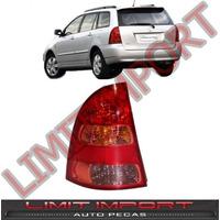 Lanterna Corolla Filder Esquerdo Ano 2005 2006 2007 2008