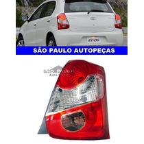 Lanterna Etios Toyota Hatch 2012 2013 2014 Original Direita