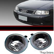 Farol Auxiliar Milha Audi A3 2001 Até 2006 + Brinde
