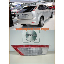 Lanterna Parachoque Traseiro Focus Hatch Ld 09 10 11 12 13