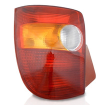 Lanterna Traseira Palio 95 96 97 98 Tricolor Lado Esquerdo