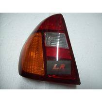 Lanterna Clio 2002 Sedan Tricolor Original Lr Imports Abc