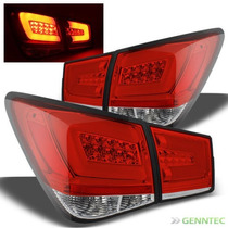Tuning Par Lanterna Altezza Led Sonar Gm Cruze 2011 A 2015