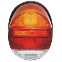 Lanterna Traseira Carro Fusca 79 Modelo Fafá Tricolor