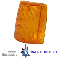 _par Lente Lanterna Dianteira Fiat Uno Premio Fiorino - Ht