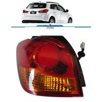 Lanterna Asx Mitsubishi Ano 2010 2011 2012 2013 14 Esquerdo