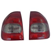 Lanterna Corsa Sedan Ou Classic Bolha Fume 4 Portas 94 A 09