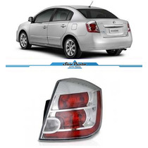 Lanterna Nissan Sentra Direito Ano 2007 2008 2009 2010