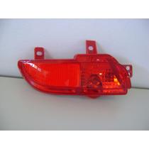 Lanterna Traseira Neblina Peugeot 207 Hatch - Lado Esquerdo