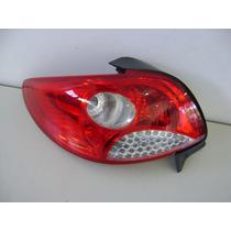 Lanterna Peugeot 207 Sedan 2012 A 2014 - Lado Esquerdo
