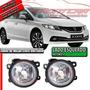 Farol De Milha Honda Civic 2015 Unitário Lado Esquerdo Fr