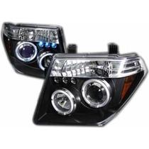 Tuning Imports Par De Farol Projector Nissan Frontier 08/15