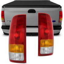Lanterna Traseira F250 99 2000 2001 2002 2003 2004 Tricolor