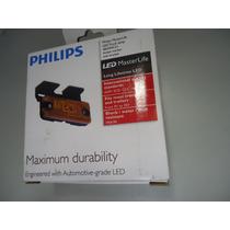 Lanterna Led Am P/uso Lateral Caminhão E Univ 12/24v Philips